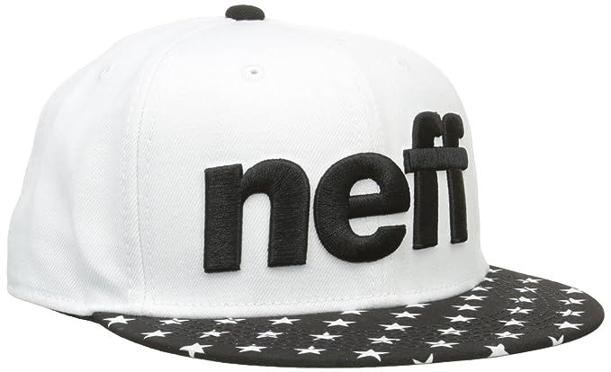 f7f0ebf9036 Neff Sport Cap White  Amazon.co.uk  Sports   Outdoors