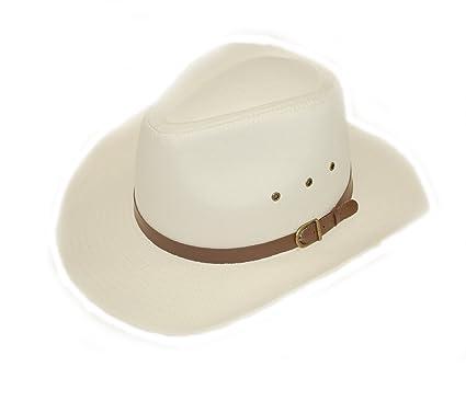 EXPRESS HATS - Sombrero cowboy - para hombre blanco blanco  Amazon.es  Ropa  y accesorios c3a7359d7be