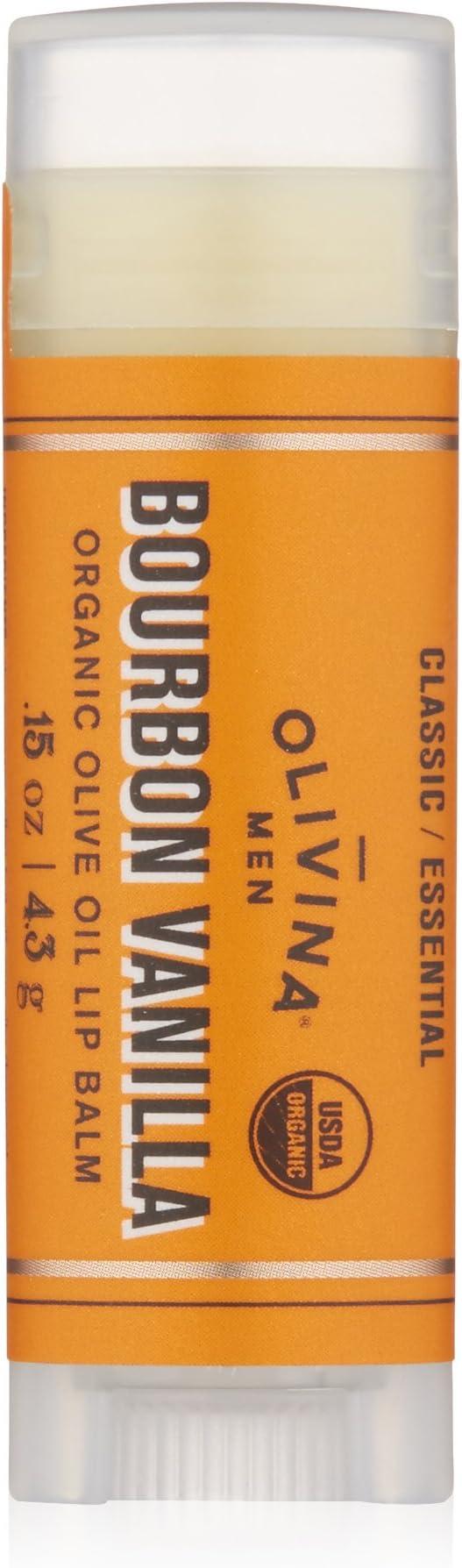 Olivina Men Organic Olive Oil Lip Balm