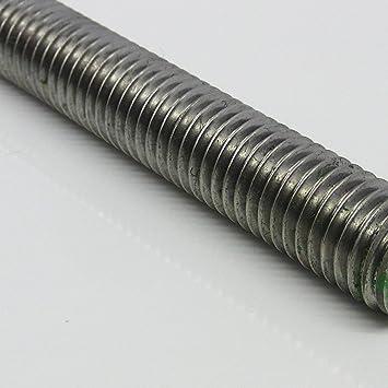 Varilla roscada M2,5-1000 mm DIN 975 acero inoxidable A2