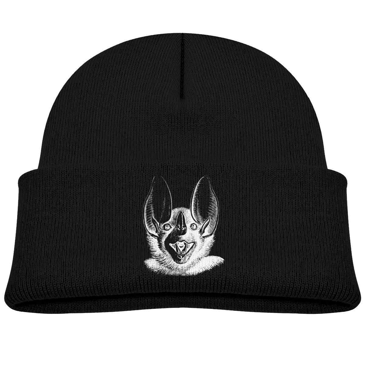 Funny Bat Head Skull Hat Baby Boy