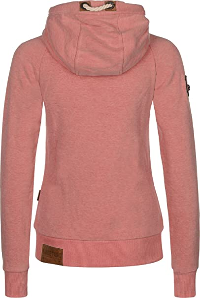 Naketano Damen Sweatjacke blonder Engel Anthracite s günstig