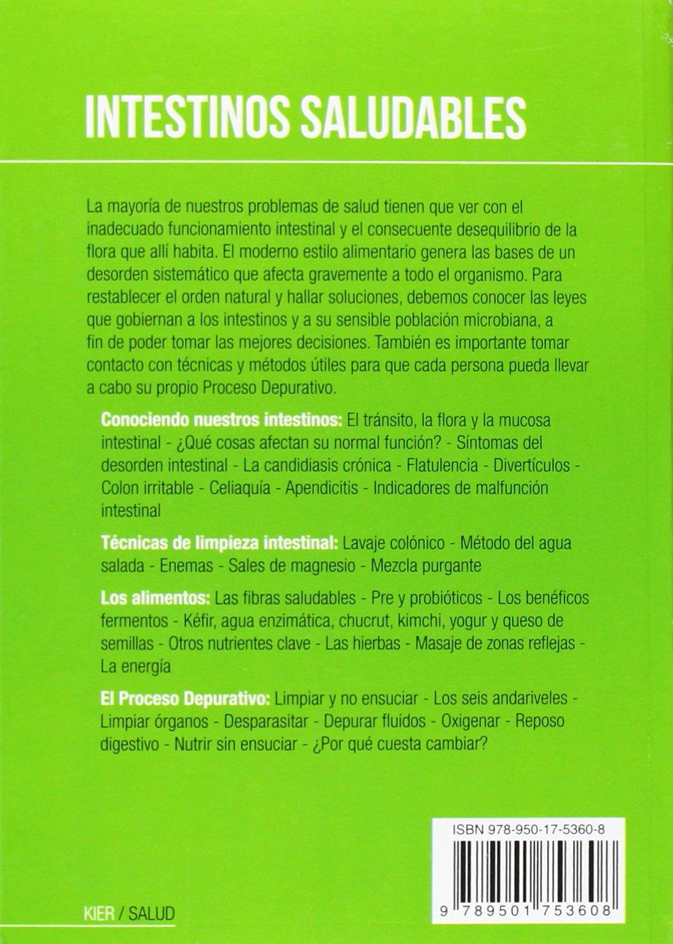 Intestinos Saludables: Amazon.es: Néstor Palmetti: Libros