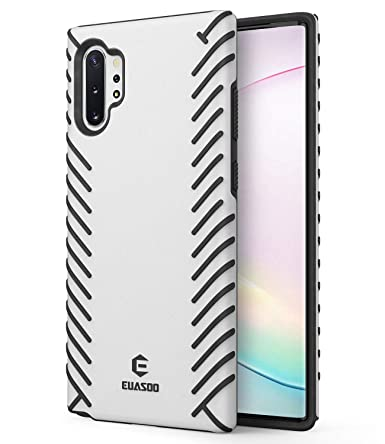 Amazon.com: EUASOO Galaxy Note 10 Plus Case, Slim Fit ...