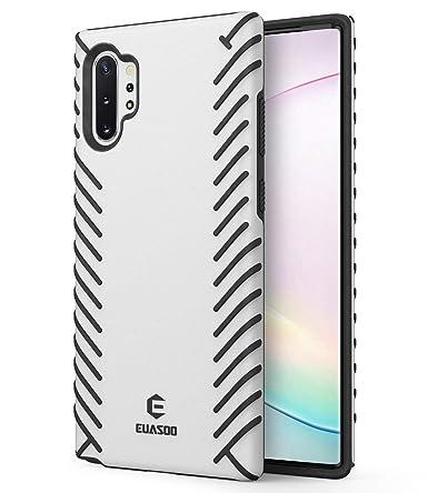 Amazon.com: EUASOO Galaxy Note 10 Plus Case, Slim Fit ...