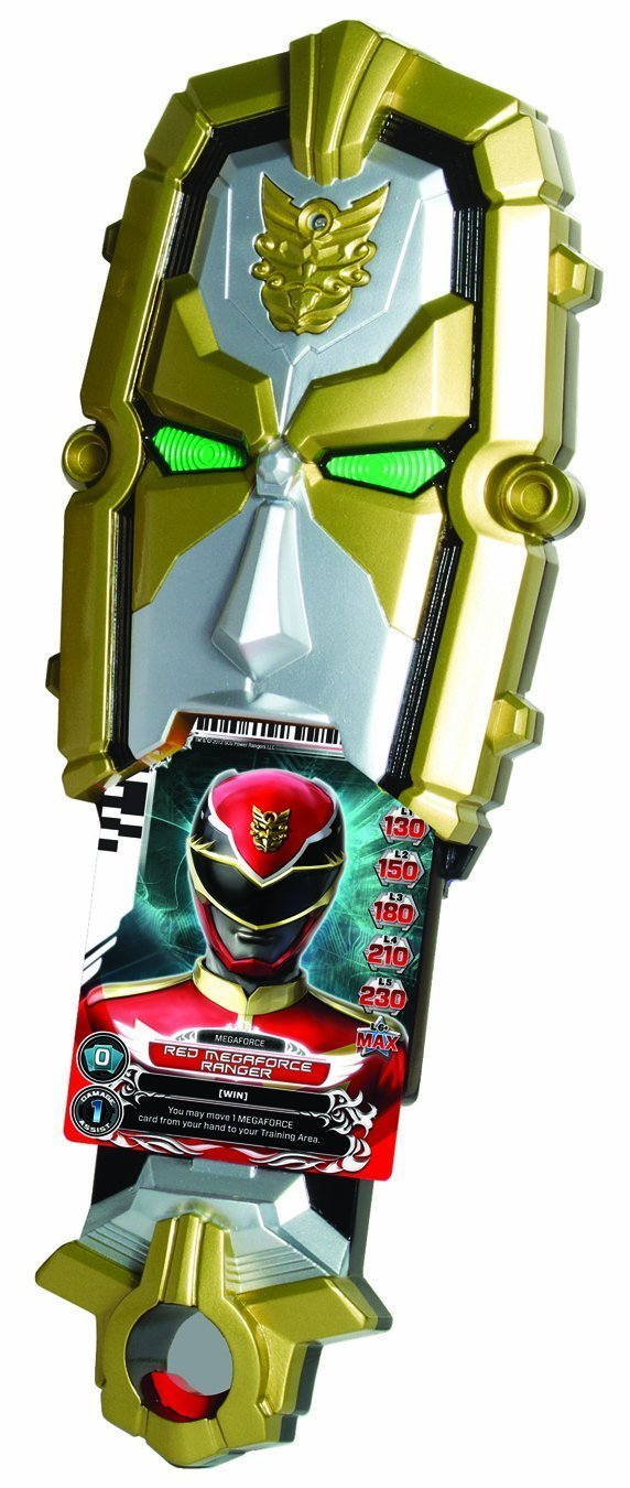 Power Rangers Megaforce Deluxe Gosei Morpher by Bandai