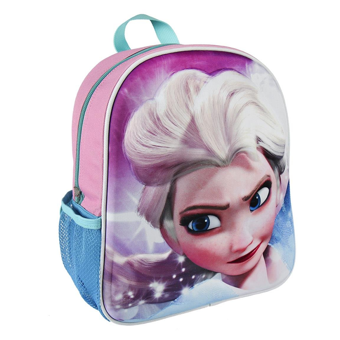 Amazon.com | Disney 2100001967 Frozen Elsa 3D Effect Junior Backpack (31 cm) | Kids Backpacks