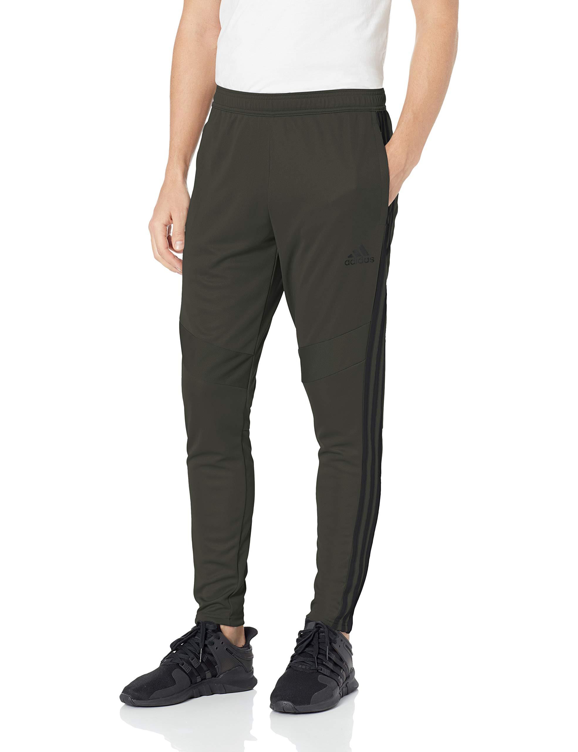 adidas Tiro19 Pant, Dark Green, XX-Large