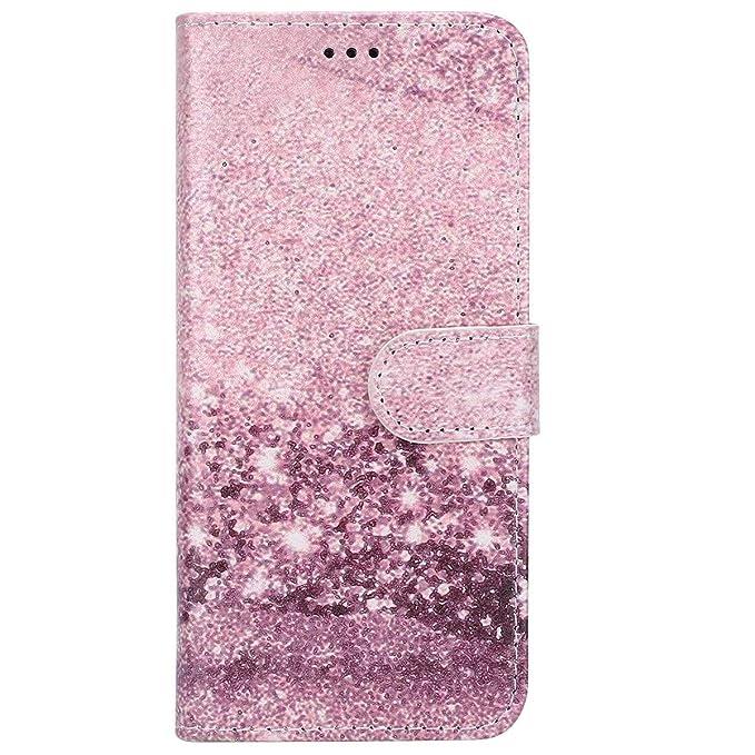 kompatibel mit Galaxy A5 2017 Hülle,Handyhülle Galaxy A5 2017 PU Leder Tasche Handyhülle Flip Case Brieftasche Wallet Schutzh