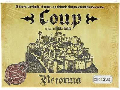 Zacatrus!- Coup y reforma (ZAC011)