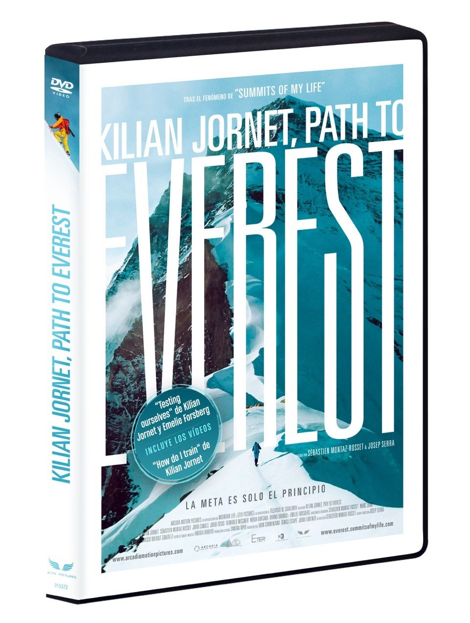 Kilian Jornet, Path To Everest [DVD]: Amazon.es: Kilian Jornet ...