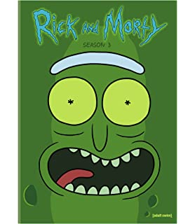 Rick and Morty: Season 2: Amazon ca: Various: DVD