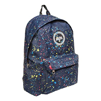 9f6be01589a7 Hype Speckle Backpack (Navy Primary)  Amazon.co.uk  Shoes   Bags