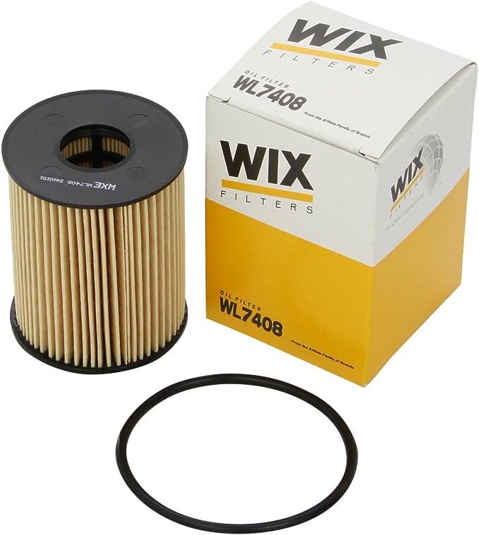 Filtro De Aceite Wix Filter WL7008