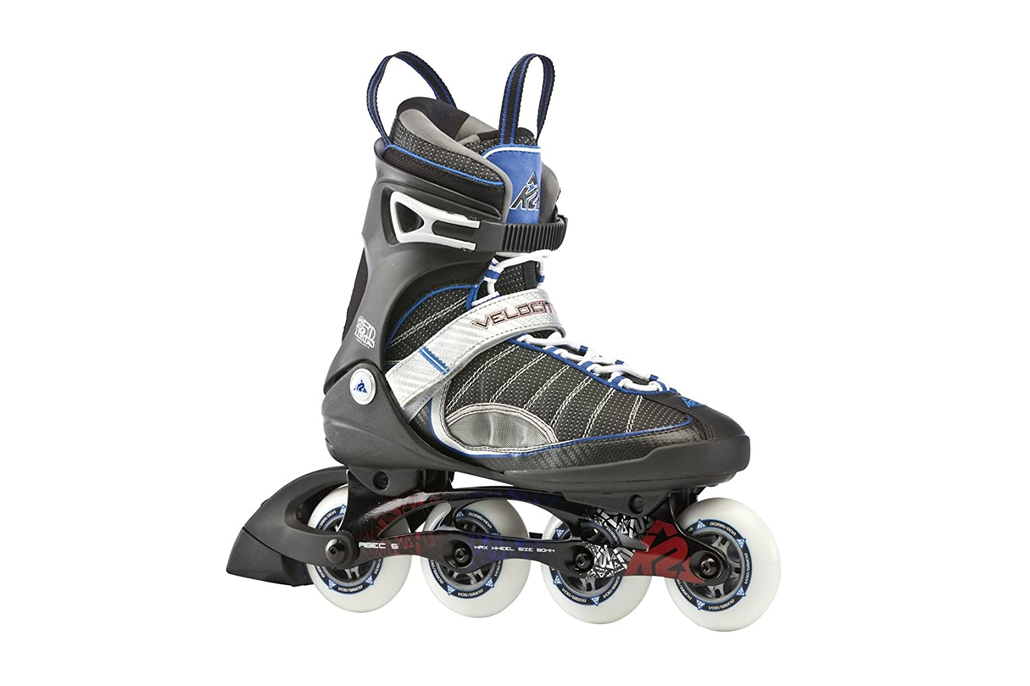 Inline K2 Skates Sports 50Th Men's Velocity Anniversary 2012 BlackBlueRed tQrdCsxh