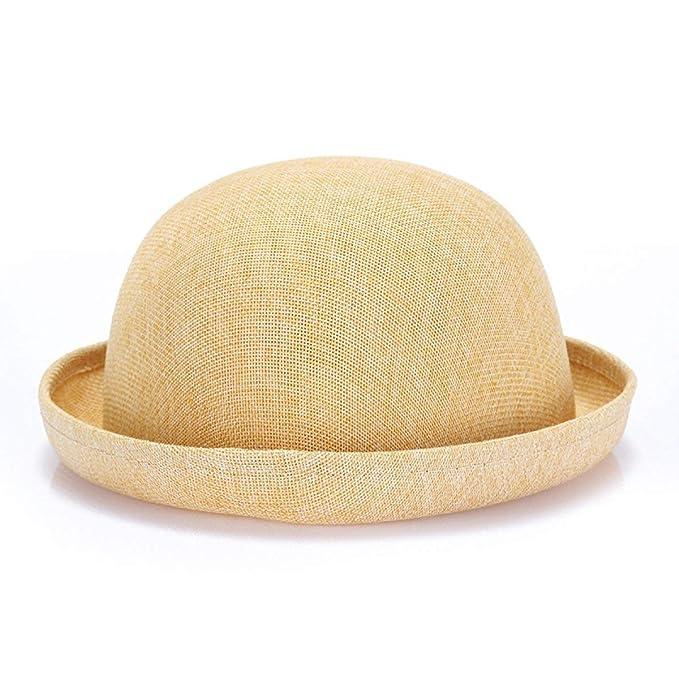45d49f46bbc85 Adelina Gorros Dama Sombreros para El Sol Sombrero E Regalos Padres Entre  Hijos Sombrer  Amazon.es  Ropa y accesorios