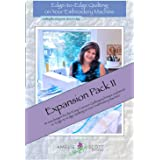 Amelie Scott Designs Edge Quilting Expansion Pack 11 embroidery patterns