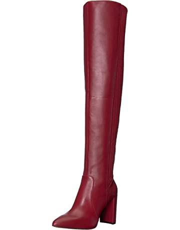 d58c6f93b02d Women's Over the Knee Boots | Amazon.com