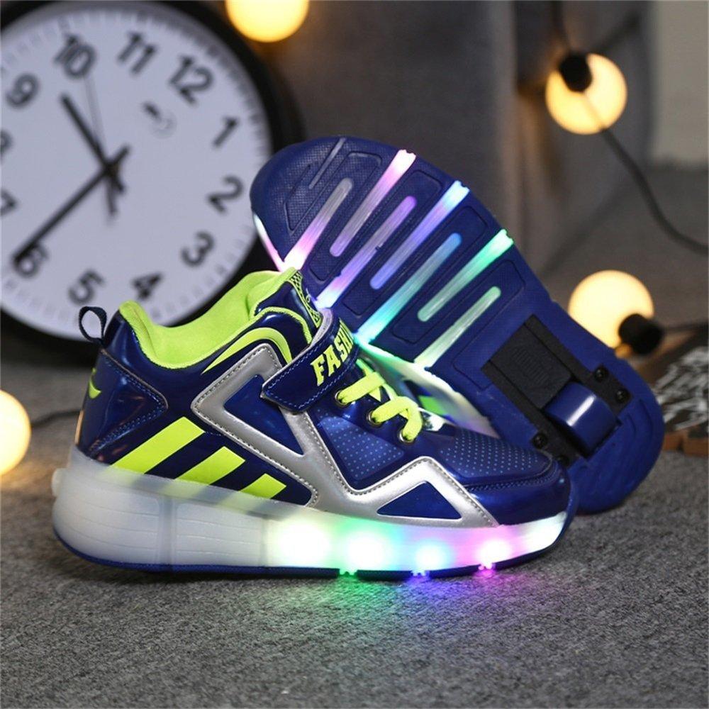 monsieur / madame volant evlyn enfants patiner conduit allume baskets volant madame chaussures souliers de danse pour garçons filles aspect élégant de matériaux de haute qualité à un prix abordable va14851 147811