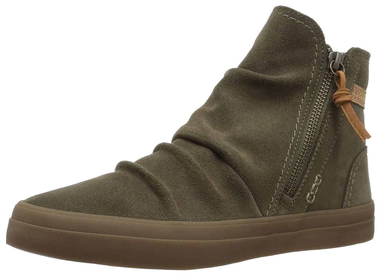 Crest Zone Sneaker, Olive, 6.5