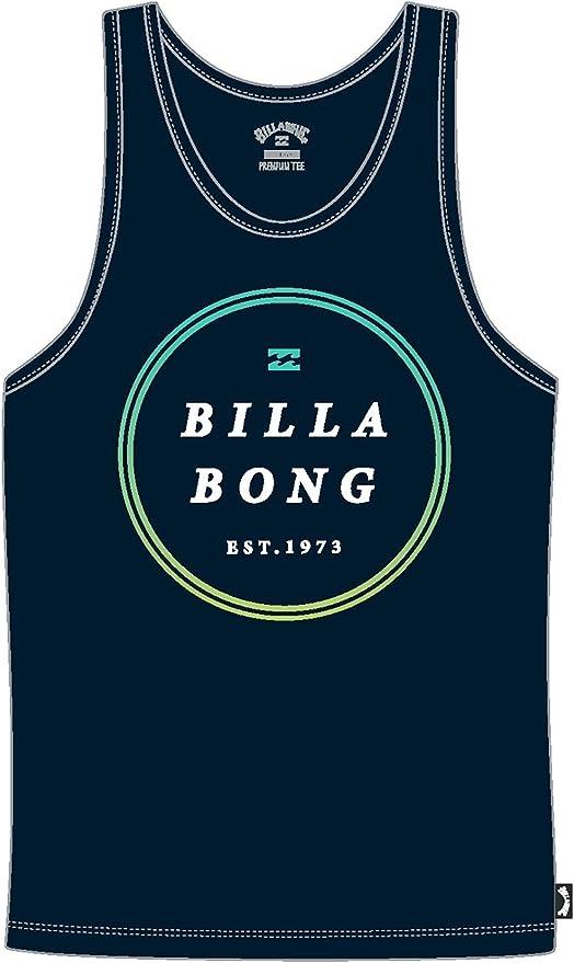 Billabong - Camiseta de tirantes para hombre, color azul marino, talla L: Amazon.es: Deportes y aire libre