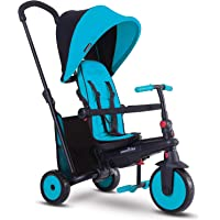 SMARTRIKE smarTfold 300 Triciclo Plegable para bebé, Color Azul 5021800