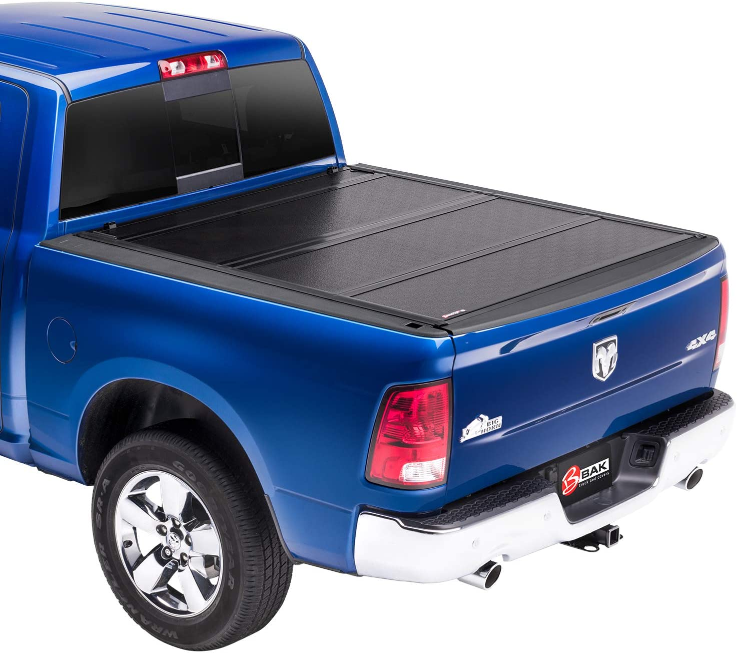 1997-2011 Black Dakota Dodge Tailgate Lock Installs on Cargo Side of Tailgate. Pop and Lock For