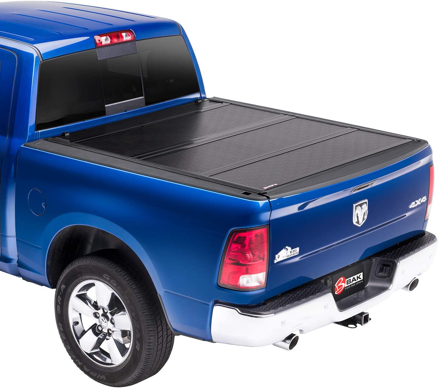 "BAK BAKFlip G2 Hard Folding Truck Bed Tonneau Cover | 226404 | Fits 1996-2004 Toyota Tacoma 5' 2"" Bed (61.5"")"