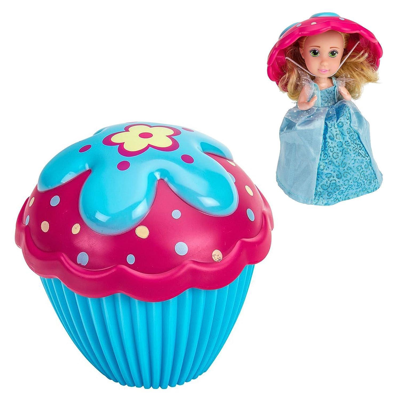 Disney princess cupcake surprise toy