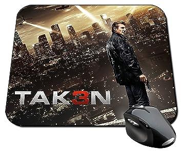 Taken 3 Liam Neeson B Mousepad PC: Amazon co uk: Electronics