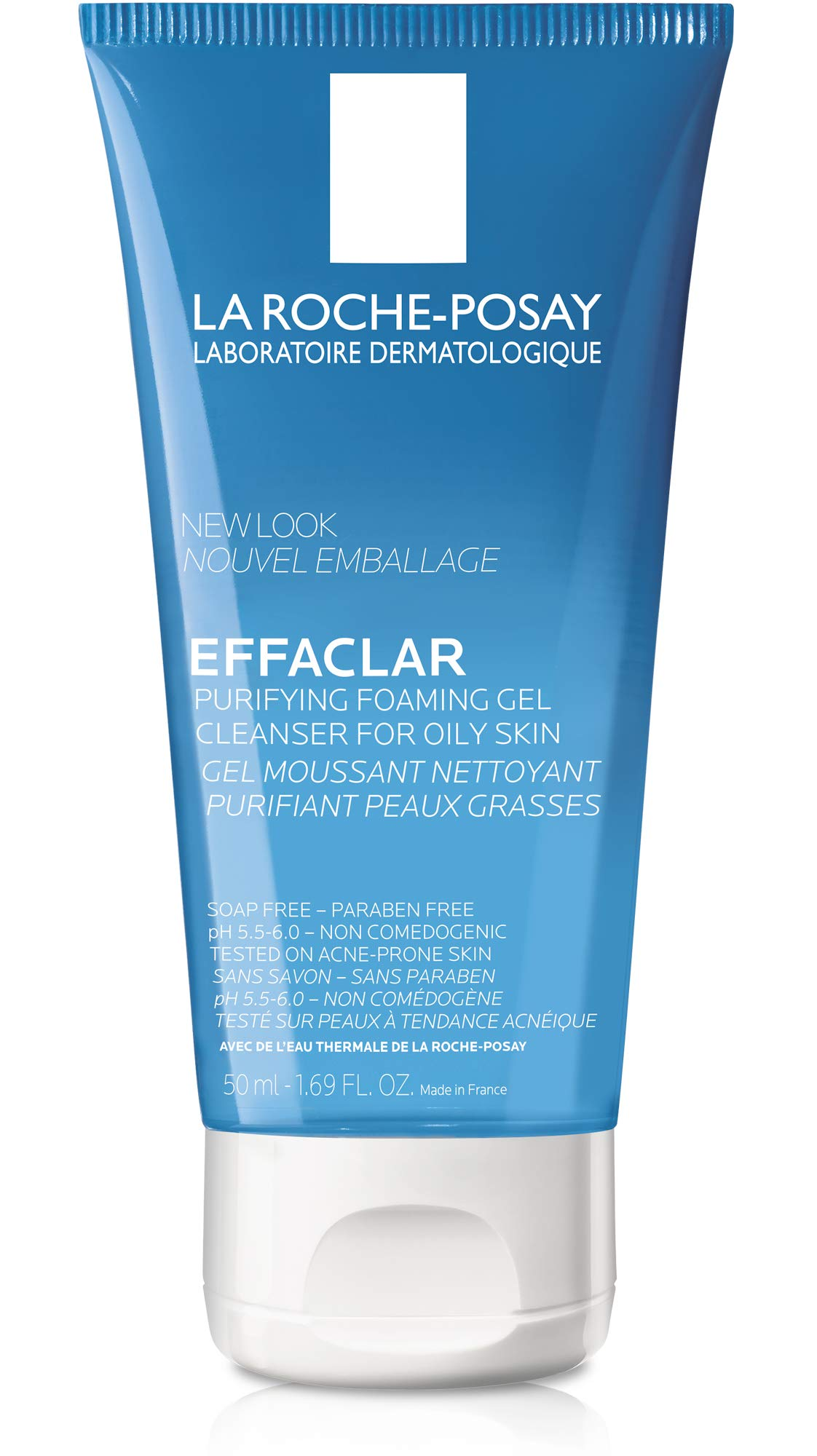 La Roche-Posay Effaclar Purifying Foaming Gel Cleanser for Oily Skin