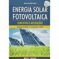 Energia solar fotovoltaica: Conceitos e aplicações
