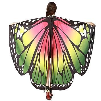 d154982779481 Roiper Châle en forme d ailes de papillon pour femme - Accessoire pour  déguisement