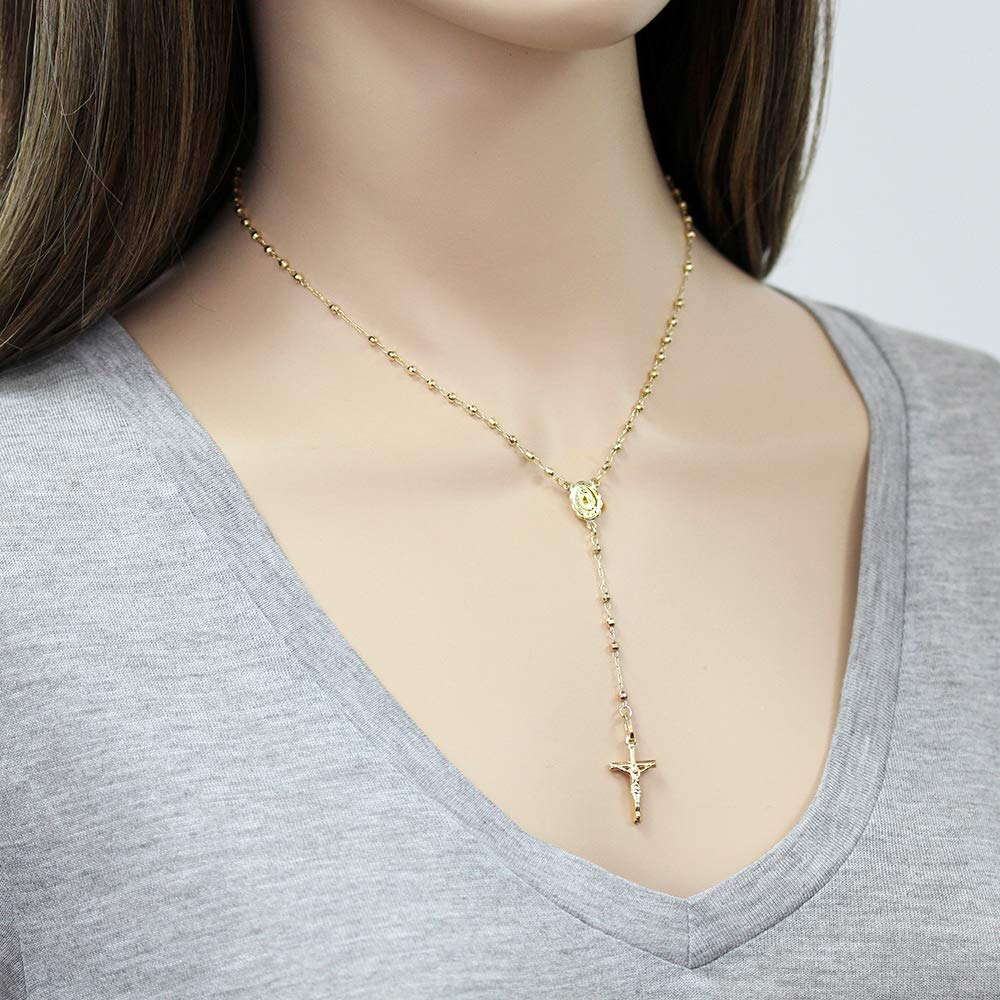 Fine Necklaces & Pendants Latest Collection Of Womens 925 Sterling Silver Multi Dc Beads Gp 36 Inches Necklace Italian Made Precious Metal Without Stones