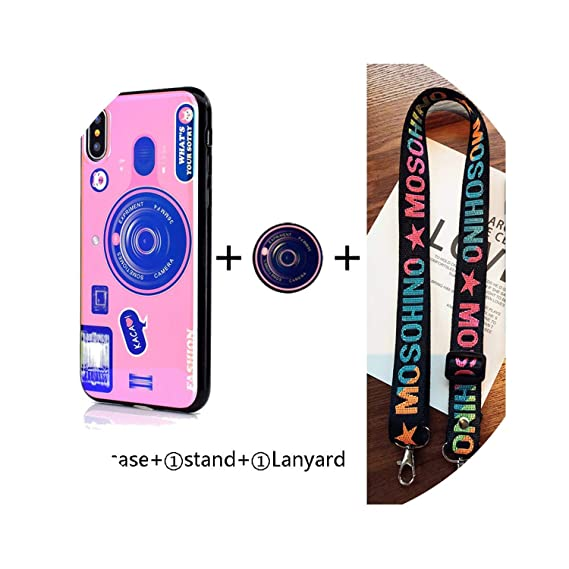 Amazon.com: Blu-ray Camera Pattern Phone Case for iPhone X ...