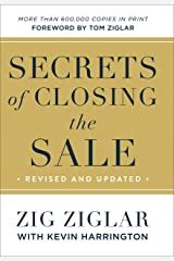 Secrets of Closing the Sale Kindle Edition