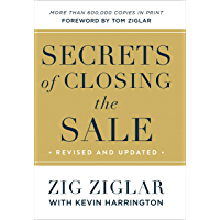 Secrets of Closing the Sale (English Edition)
