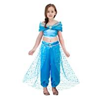 Pettigirl Filles Sequin Princess Dress Up Costume Outfit