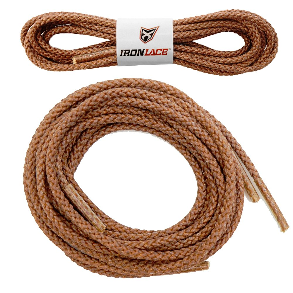Unbreakable Extra Heavy Duty Round Boot Laces Shoelaces 45''