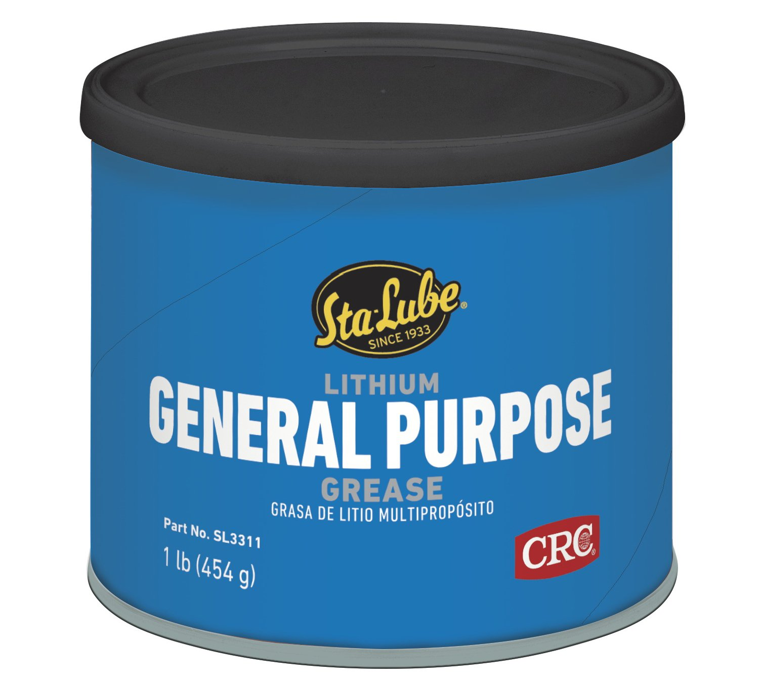 Sta-Lube SL3311 Lithium General Purpose Grease - 14 wt. oz. by Sta-Lube