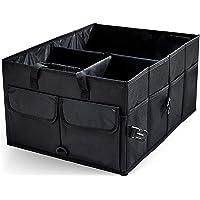 Bingesss Big Capacity Car Storage Box Car Trunk Organizer Eco-Friendly Super Durable Collapsible Cargo Storage Tool Auto…