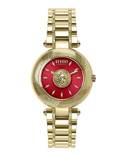 Versus by Versace VSP213418 Bricklane - Reloj de Pulsera para Mujer: Amazon.es: Relojes