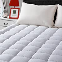 Leisure Town Fitted Quilted Mattress Pad Cover