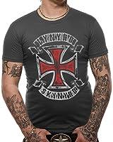 T-shirt - LYNYRD SKYNYRD - Cross