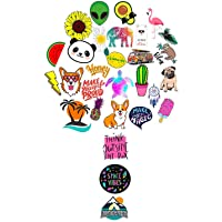 Stickers for Water Bottles, Laptop Skin Decals,Phone Sticker Big 30-Pack Cute,Waterproof,Aesthetic,Trendy Stickers…
