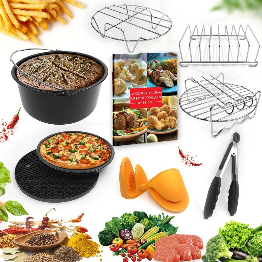 Universal Air Fryer Accessories
