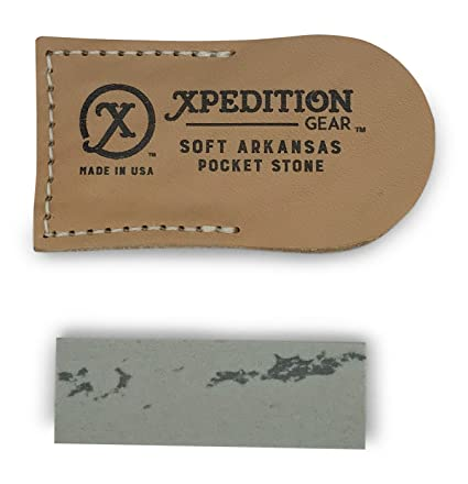 Xpedition Gear Soft Arkansas Bench Stone
