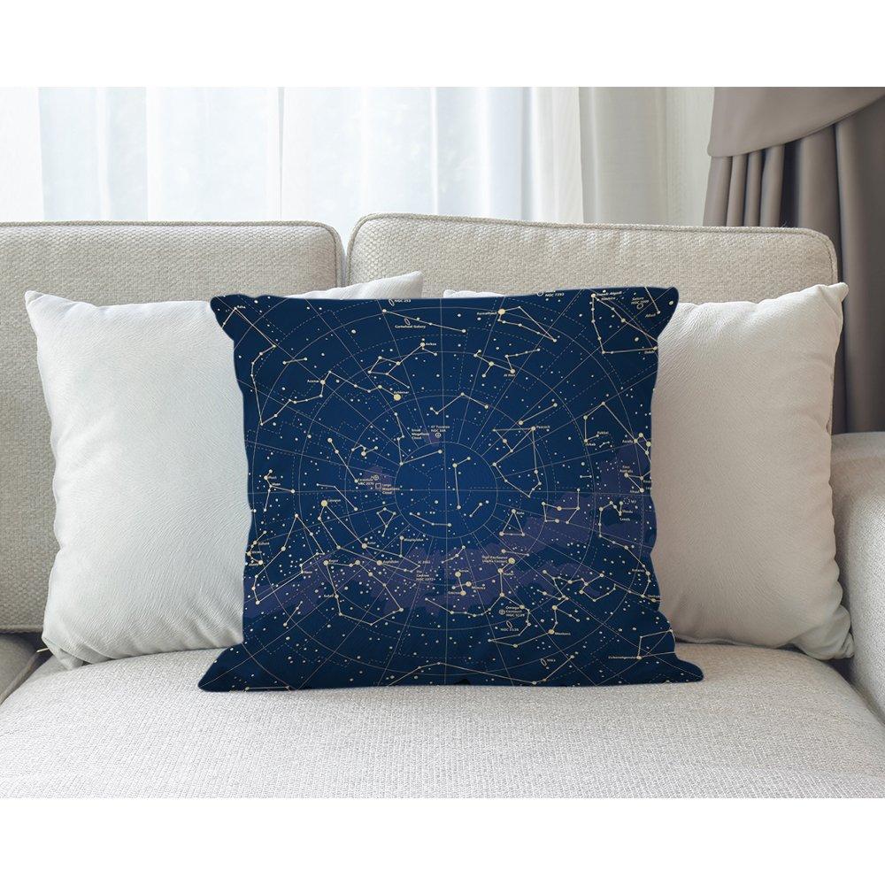 Amazon.com: Moslion - Funda de almohada para perro, diseño ...