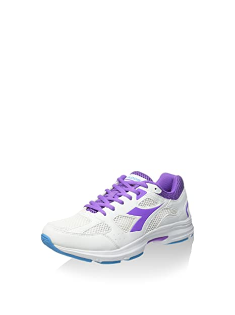 Diadora Zapatillas Shape 5 Blanco/Morado EU 40.5 (7 UK) nLfOiqq