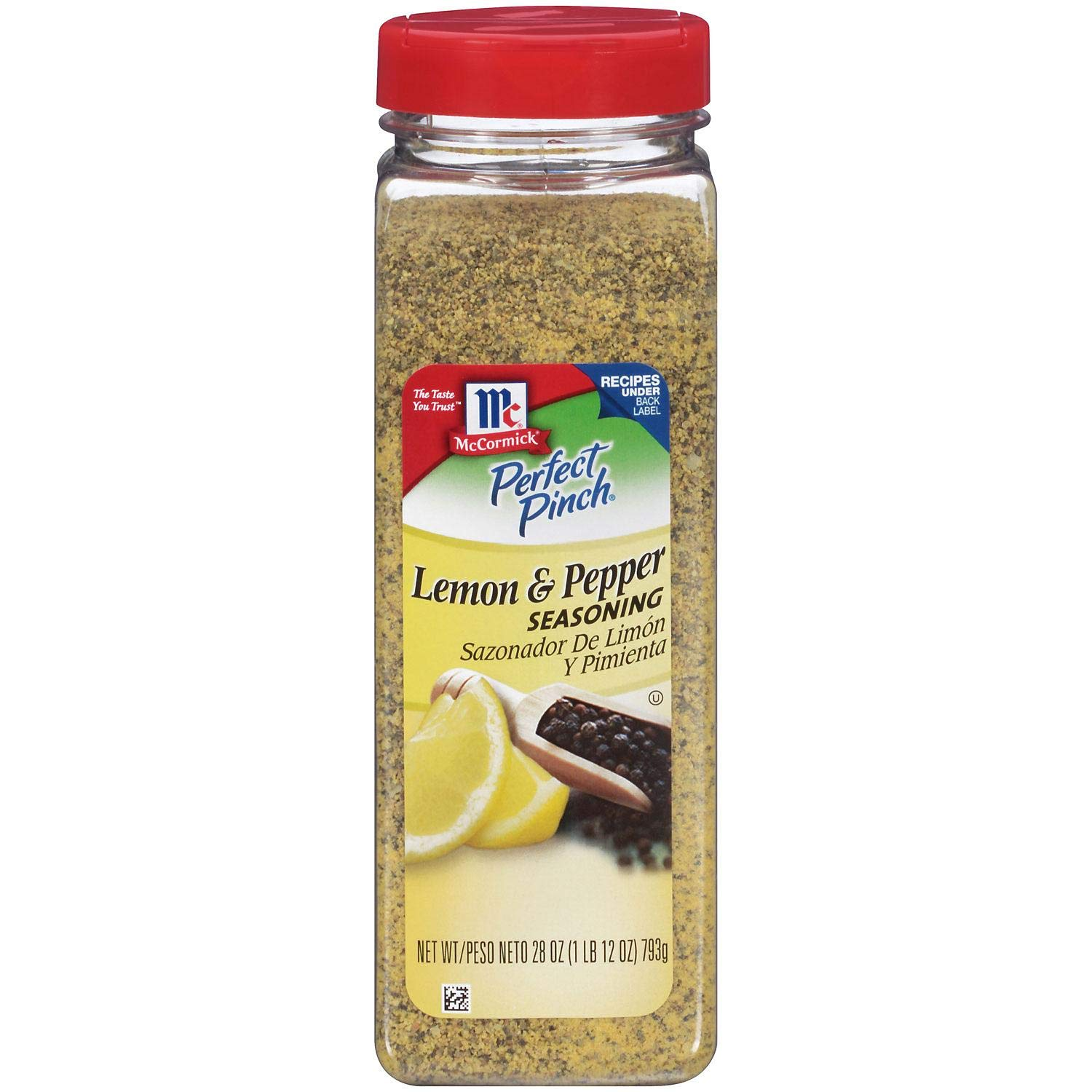 McCormick Lemon & Pepper Seasoning, 28 oz